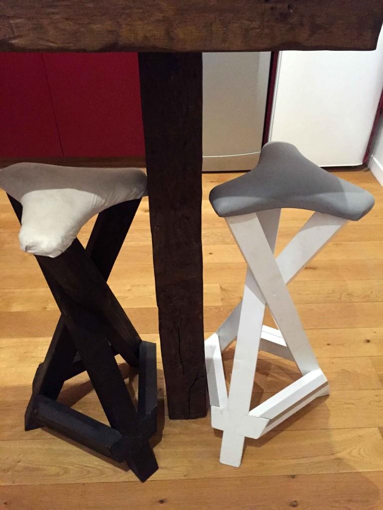chaises intérieures