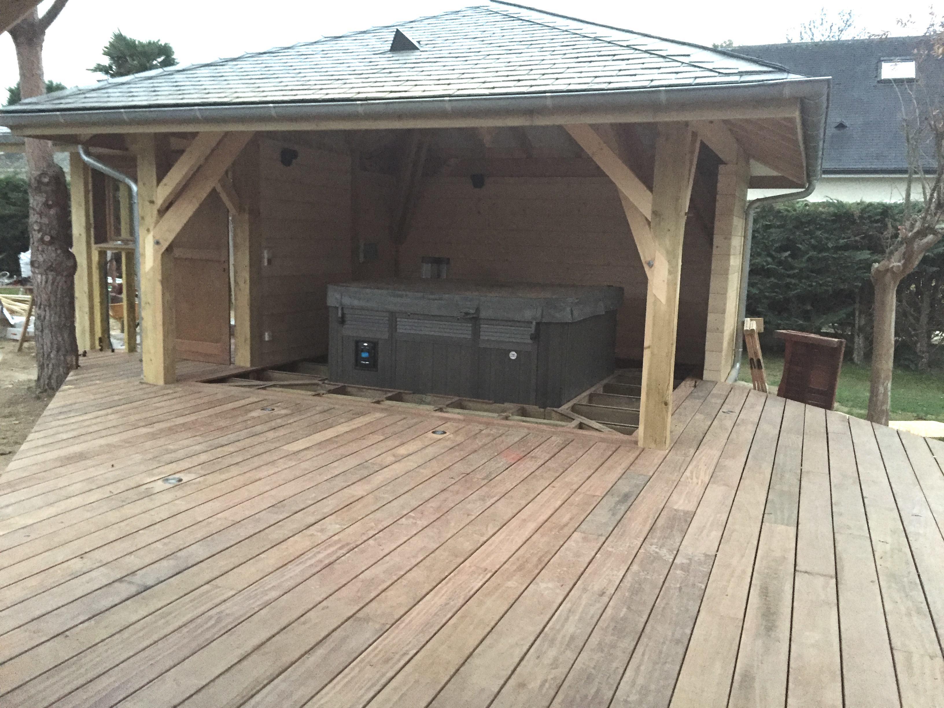 cr ations bois darrieumerlou terrasse bois cumaru. Black Bedroom Furniture Sets. Home Design Ideas