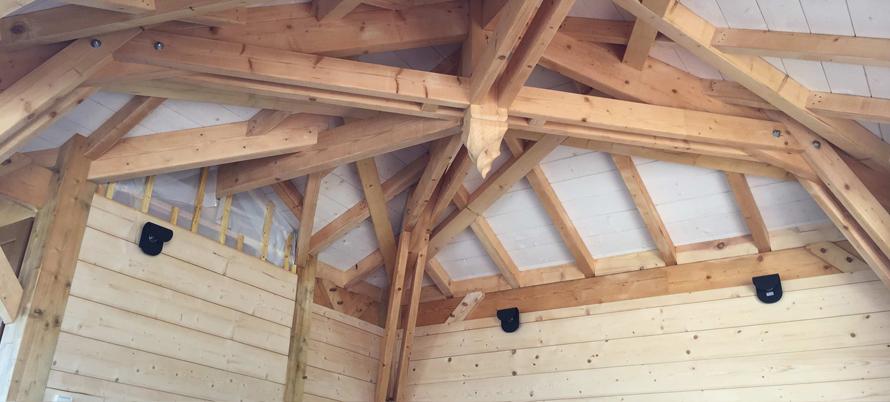 Charpente bois</br>neuf et rénovation
