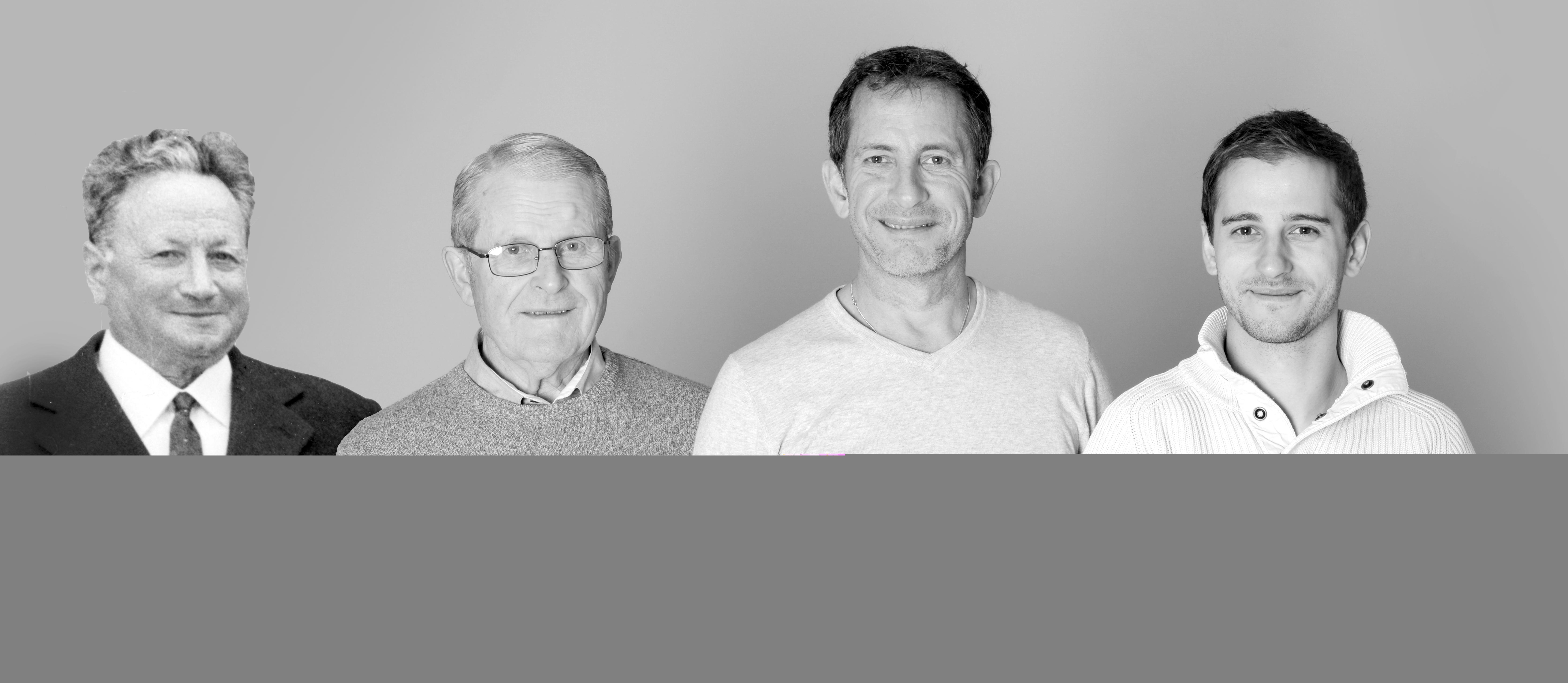 La famille Darrieumerlou, charpentiers depuis plus de 3 générations